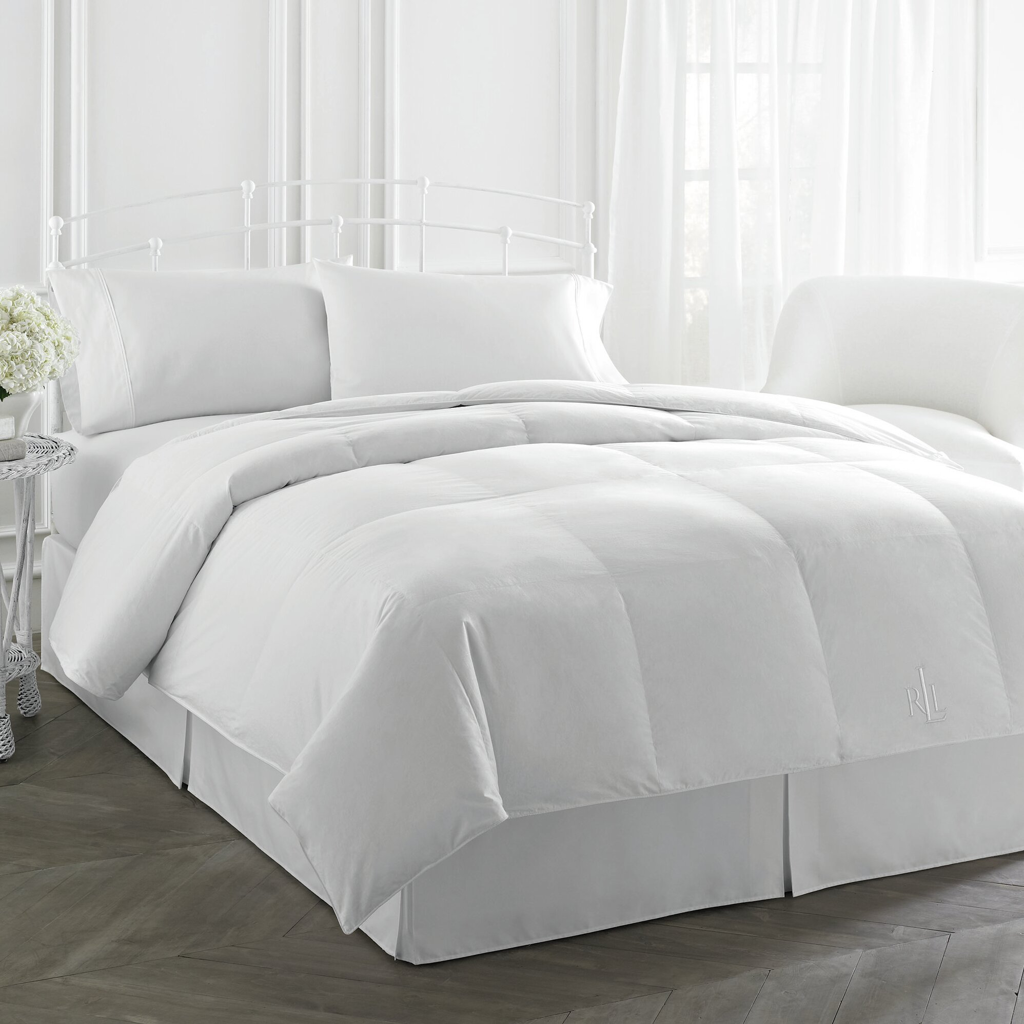 down weight and feather a free buy bath shipping today how comforter all product goose season to bedding canadian overstock white