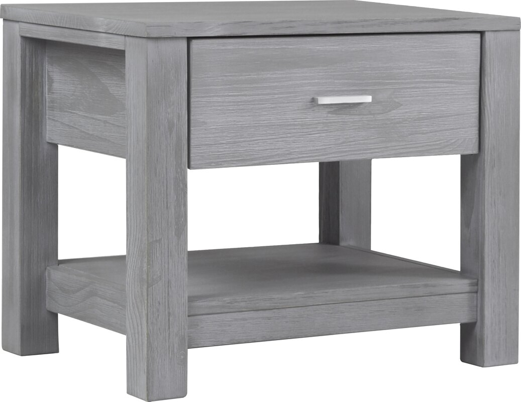 Table de chevet 1 tiroir Loft
