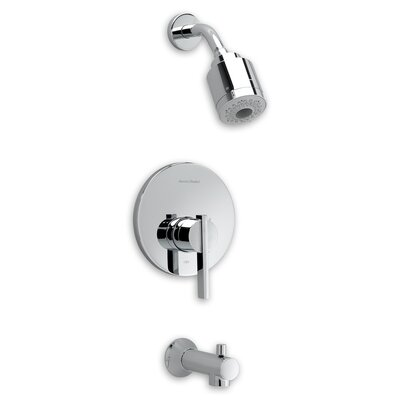 Berwick Flowise Diverter Bath/shower Faucet Trim Kit With Flowise American Standard