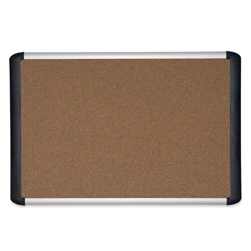 Mastervision Tech Wall Mounted Combination Bulletin Board, 3' H x 4' W