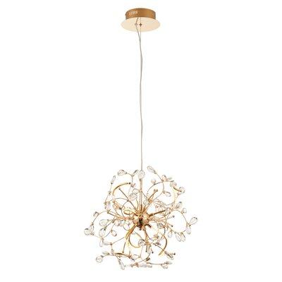led pendelleuchten gestellfarbe gold. Black Bedroom Furniture Sets. Home Design Ideas