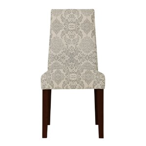 Haddonfield Gray Parsons Chair (Set of 2)..