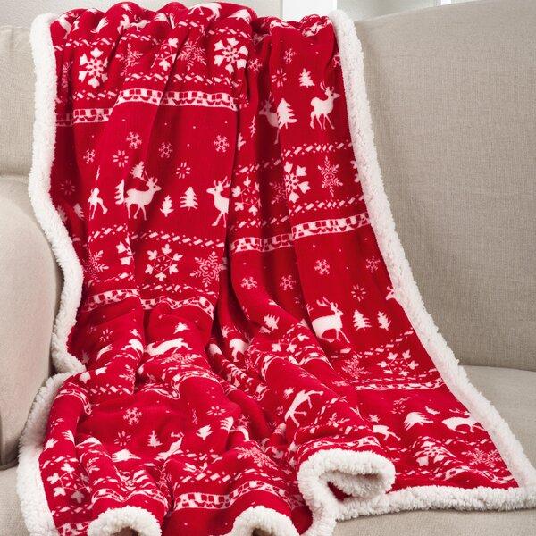 Christmas Blankets   Throws You ll Love  b7798c2a4