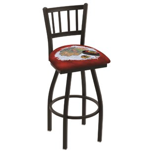 NHL Swivel Bar Stool Looking for