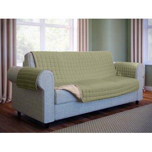 green sofa slipcovers you 39 ll love. Black Bedroom Furniture Sets. Home Design Ideas