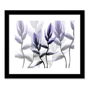 Lavender And Gray Wall Art Wayfair