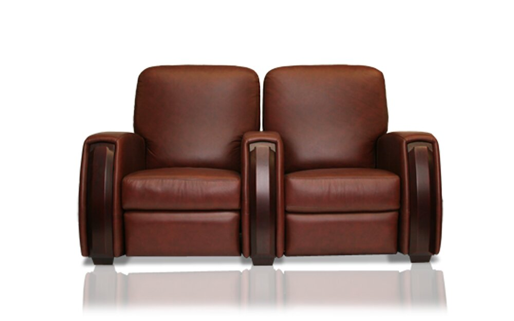 Celebrity Home Theater Seating (Row Of 5) by Bass
