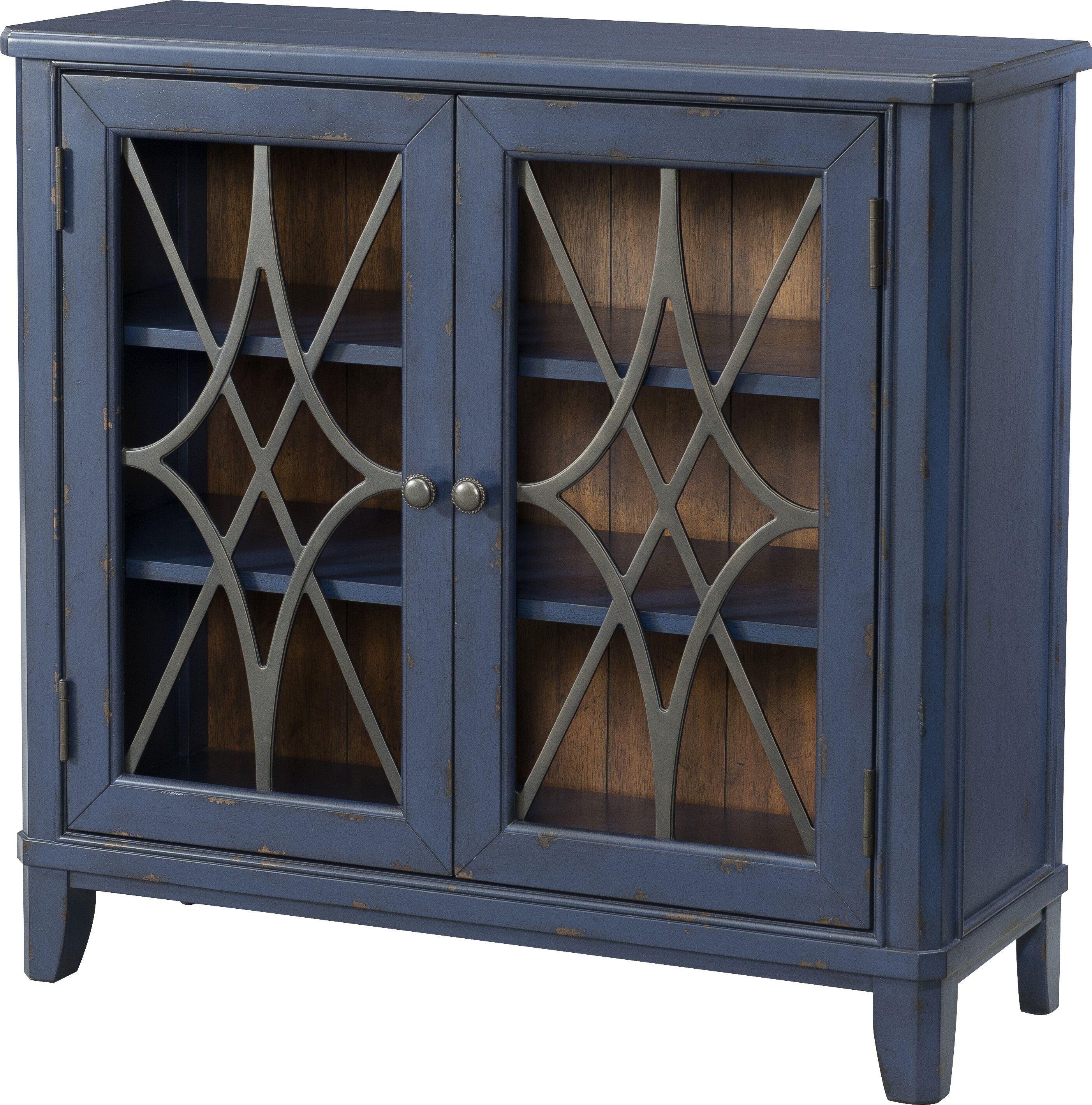 Trisha Yearwood Home Collection Bo 2 Door Accent Cabinet Reviews Birch Lane