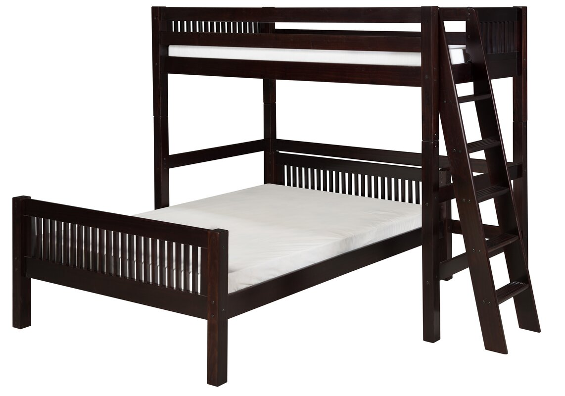 Viv Rae Isabelle Twin Over Full L Shaped Bunk Bed & Reviews
