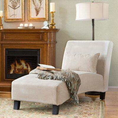 save to idea board brown georgina chaise lounge