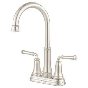 American Standard Delancey Double Handle Kitchen Faucet