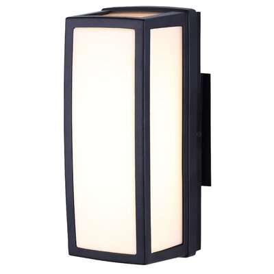 Brayden Studio Capp LED Outdoor Sconce