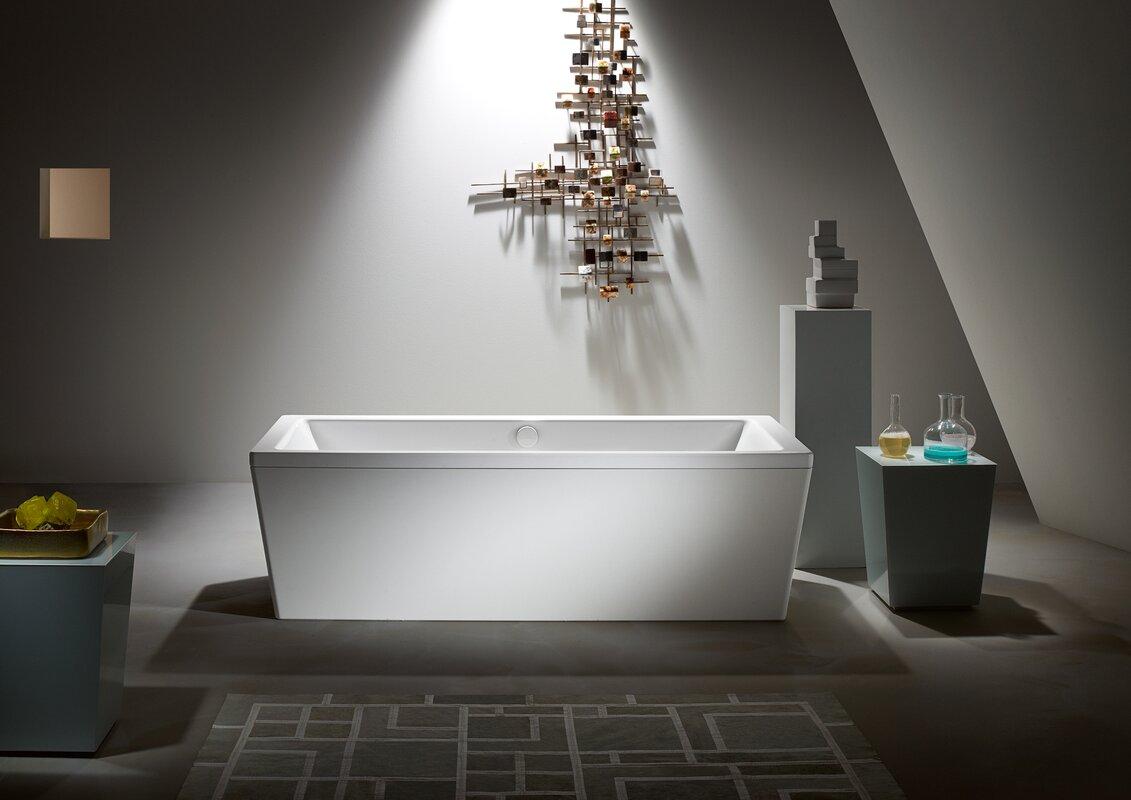 """Conoduo 79"""" x 39"""" Soaking Bathtub"""