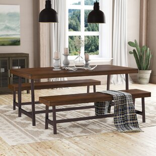 Huntington 3 Piece Dining Set