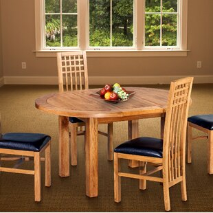 Myres Oval Extendable Dining Table