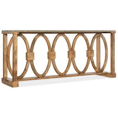 Kingsman Accent Console Table Hooker Furniture