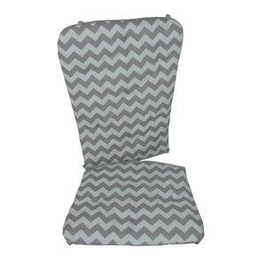 Chevron Rocking Chair Cushion