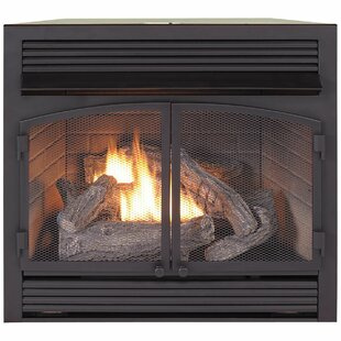 Gas Fireplace Inserts Logs Youll Love Wayfair