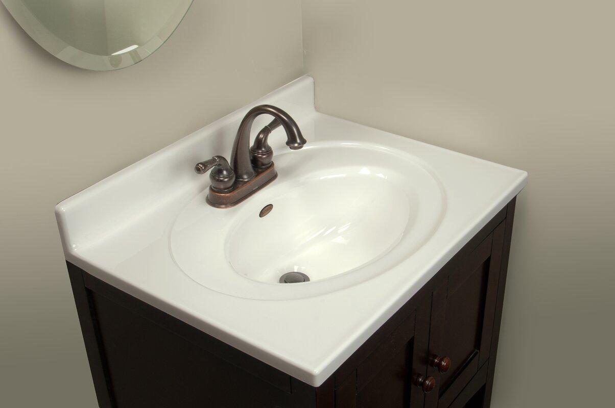 Imperial 25 Single Bathroom Vanity Top Reviews
