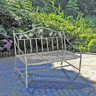 Wrought Iron Garden Furniture Uk Wrought iron garden benches wayfair okelly iron garden bench workwithnaturefo