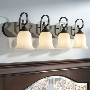 Bretton 4-Light Vanity Light