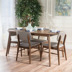 Mid Century Modern Kitchen Dining Room Sets Youll Love Wayfair