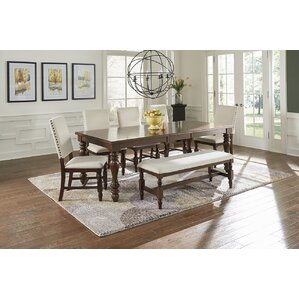 Yorkshire Extendable Dining Table by Darby Home Co