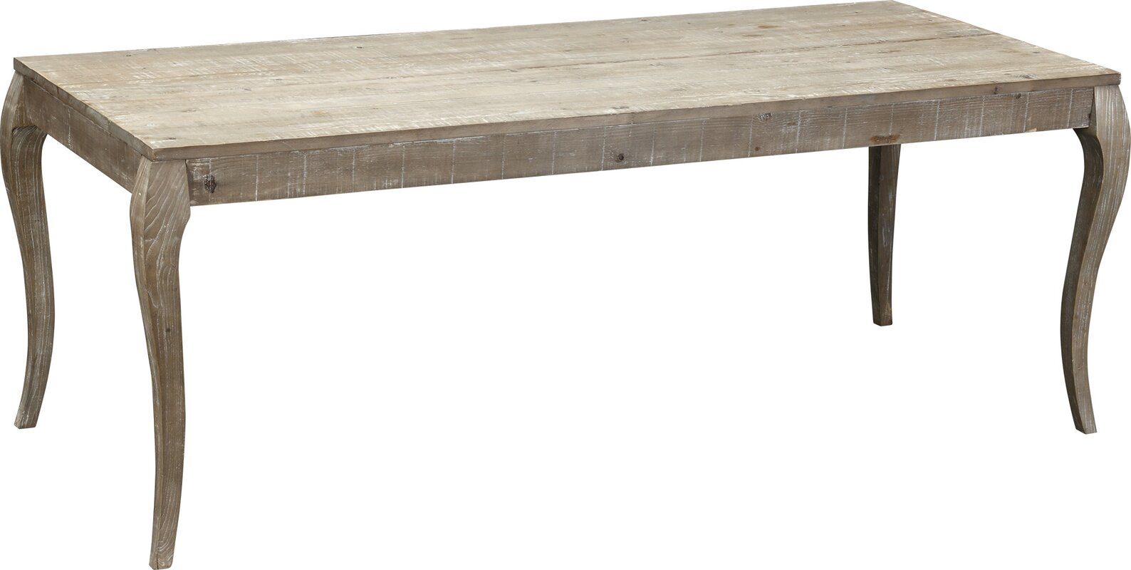 Valerie Reclaimed Pine Wood Dining Table