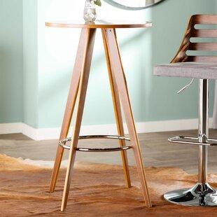 Merveilleux Standing Bar Table | Wayfair