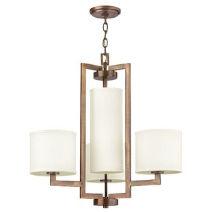Hampton bay chandelier wayfair hampton 4 light drum chandelier aloadofball Choice Image