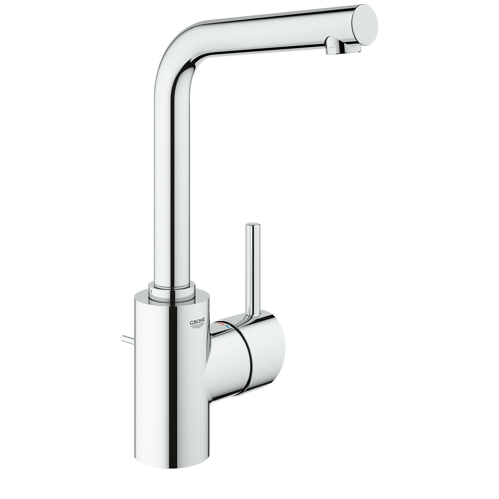 Grohe Concetto Single Hole Bathroom Faucet & Reviews | Wayfair
