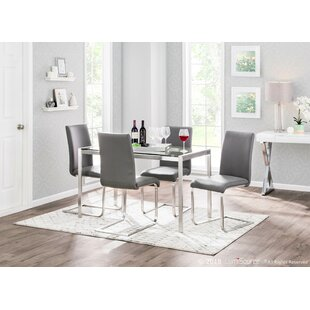 Stainless Steel Kitchen Dining Tables You Ll Love Wayfair