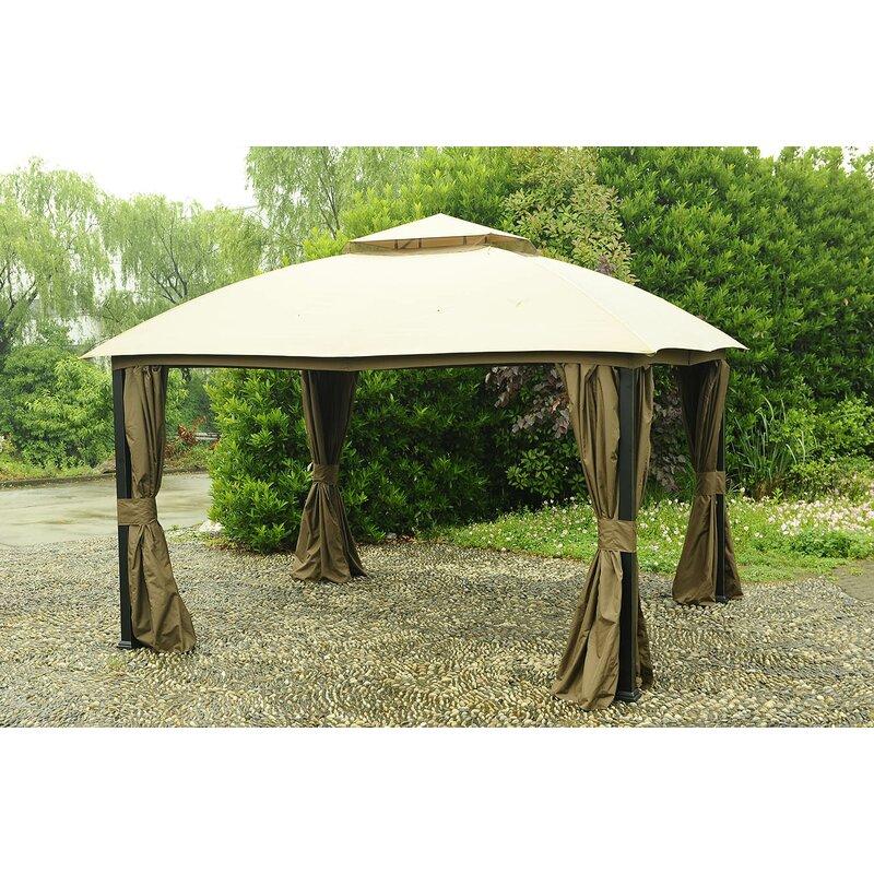 Replacement Canopy For South Hampton Gazebo