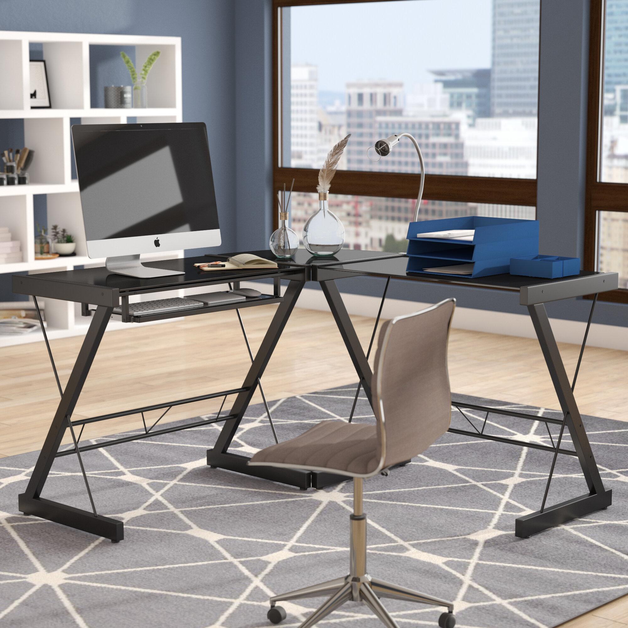 Strange Desk Glass World Map Wayfair Download Free Architecture Designs Scobabritishbridgeorg