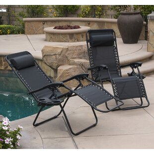Folding Outdoor Lounge Chairs