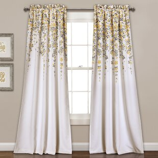 gray and white curtain panels long flowy white quickview modern gray silver curtains drapes allmodern