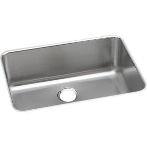 lustertone 27   x 19   undermount kitchen sink 27 inch sink kitchen   wayfair  rh   wayfair com