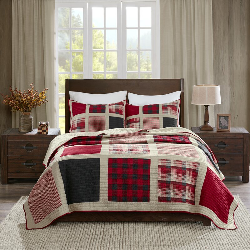 Woolrich Huntington 3 Piece Quilt Set Amp Reviews Wayfair