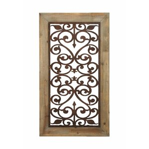 Vertical Metal Wall Art metal wall art - wall décor | wayfair