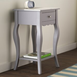 Elvina End Table with Stor..