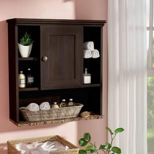 """Millersburg 23.31"""" W x 24.57"""" H Wall Mounted Cabinet"""