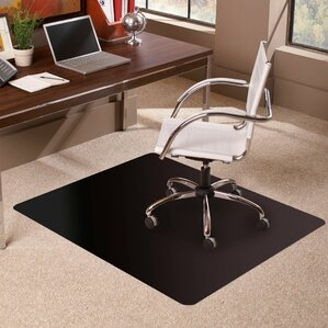 Chair Mats Youll Love Wayfair - Computer chair mat for carpet