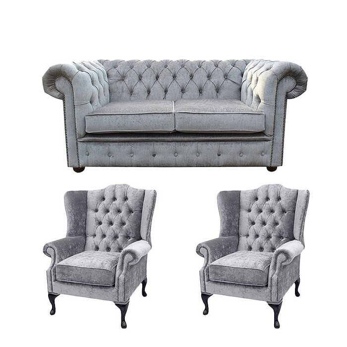 Everly Quinn Patterson 2 Seater Sofa And Armchair Set Wayfair Co Uk