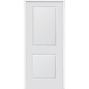 Carrara Smooth Surface Fir Rated Solid Panelled Interior Door