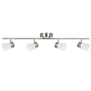 Track lighting youll love wayfair seneca 4 light track kit mozeypictures