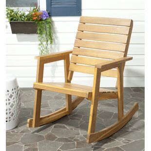 hop Now! Laci Rocking Chair August Grove