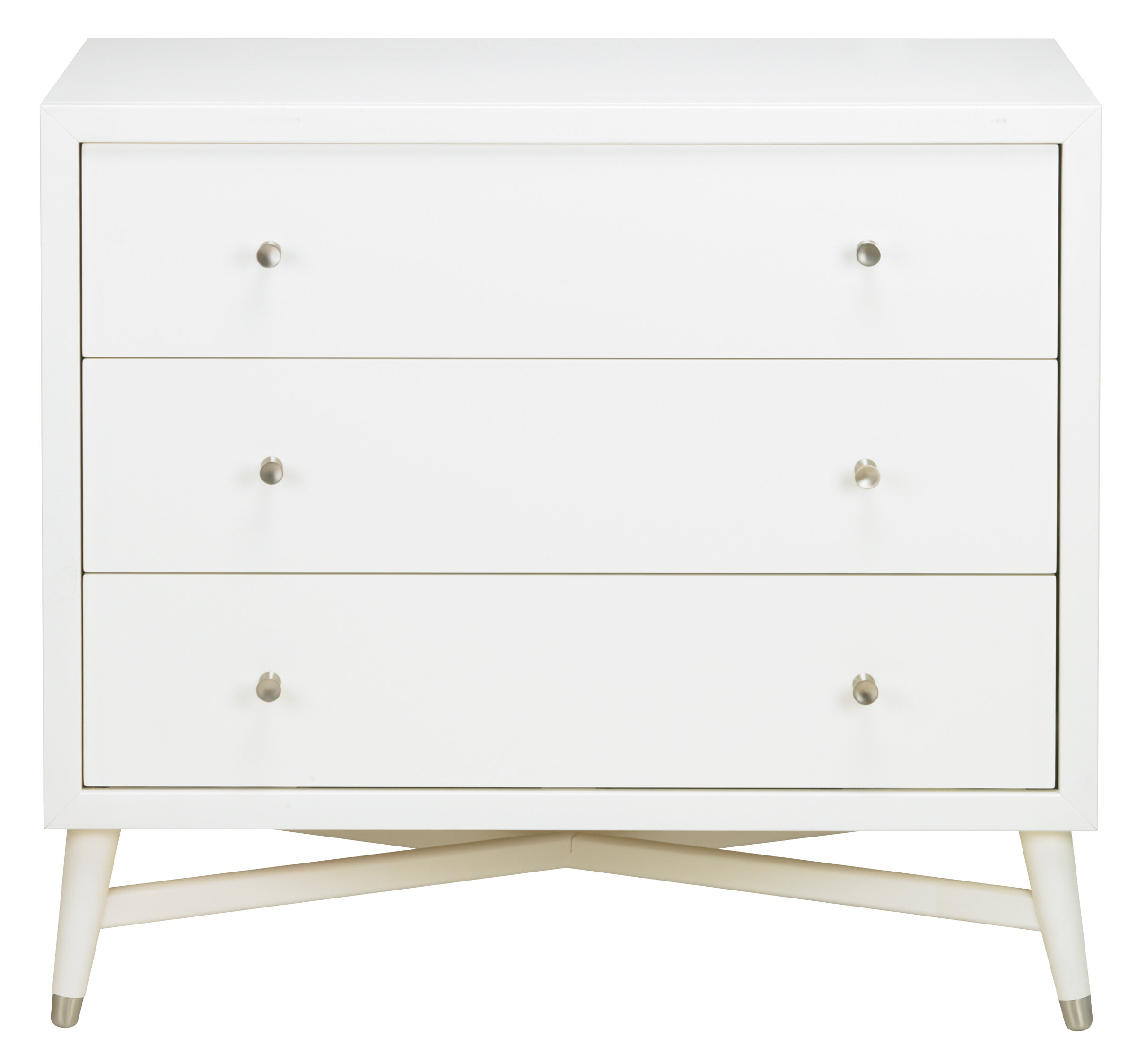 designs bedroom collections drawer dauphine dutchmans nightstands white nightstand