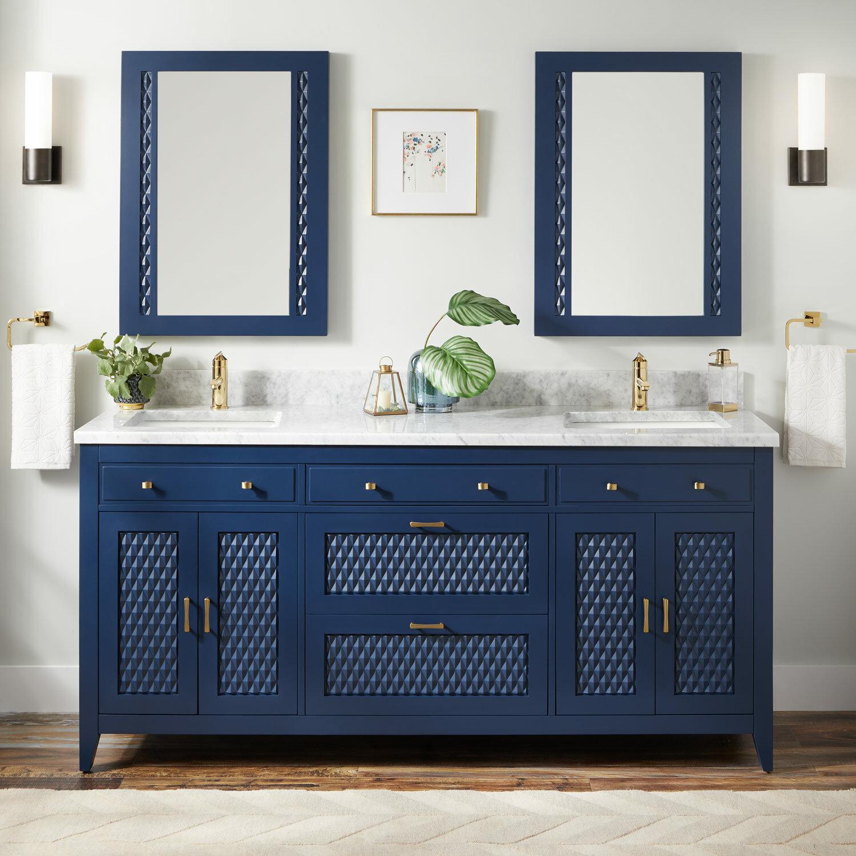 Marble Master Bathroom Vanity Wikie Cloud Design Ideas