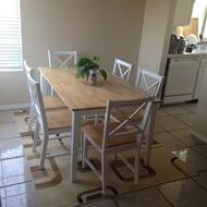 Image Of Lafayette 7 Piece Dining Set In User S
