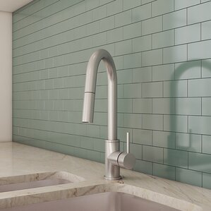 Design House Eastport Single Handle Pull-Down Kitchen Faucet